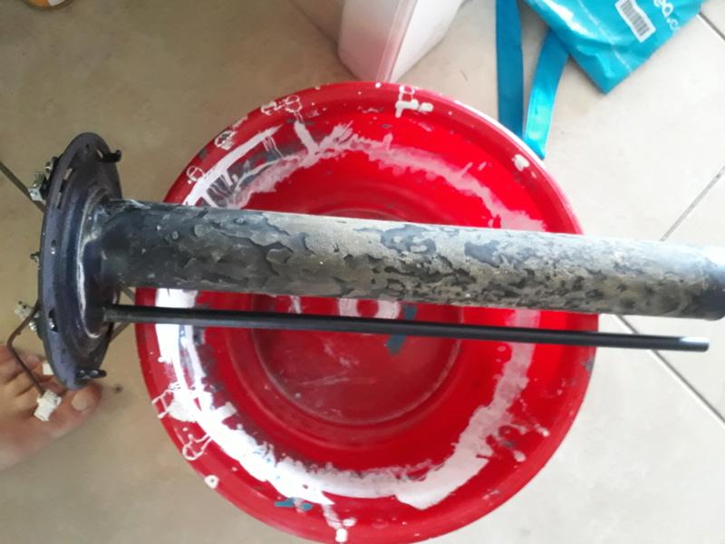 changer l'anode d'un chauffe-eau